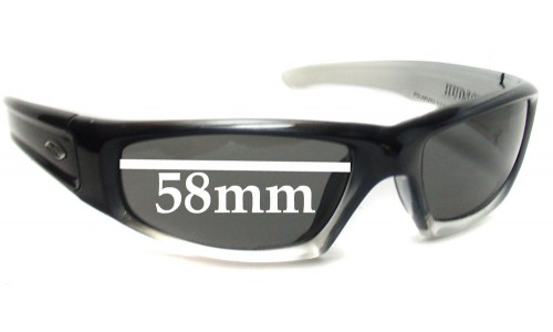 Smith Hudson New Sunglass Lenses - 58mm wide