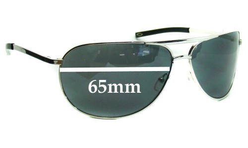 Smith Serpico Replacement Sunglass Lenses - 65mm Wide