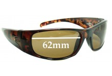 Smith Shelter Replacement Sunglass Lenses - 62mm wide