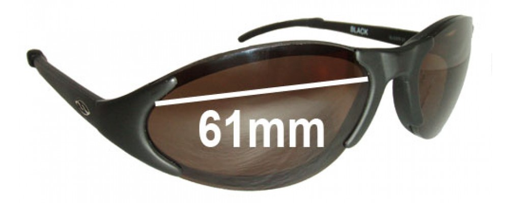 b7c50698db583 Smith Slider 01 Replacement Lenses 61mm by The Sunglass Fix®
