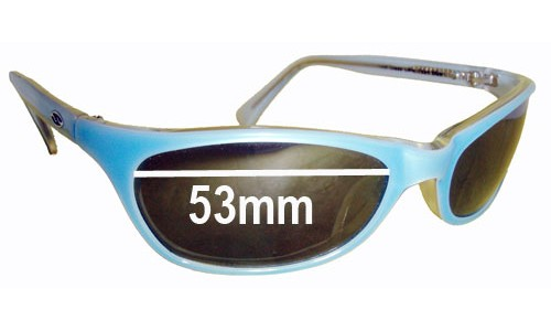 Smith Southbound New Sunglass Lenses - 53mm wide