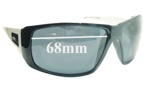 Smith Witness Replacement Sunglass Lenses 68mm