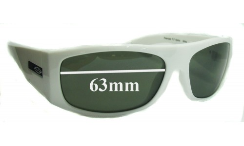 Smith The Don Replacement Sunglass Lenses 63mm