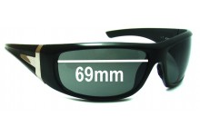 Spotters Transformer Replacement Sunglass Lenses - 69mm Wide