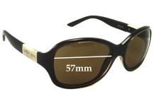 Spotters Velvet New Sunglass Lenses  - 57mm wide