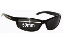 Spotters Hazard Replacement Sunglass Lenses  - 59mm wide