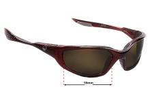 Spy Optics - M2 Micro Scoop Replacement Sunglass Lenses M2CE01 - 59mm Wide