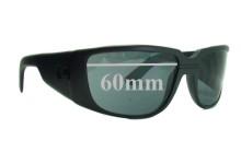 Spy Optics Bronsen Replacement Sunglass Lenses - 60mm Wide