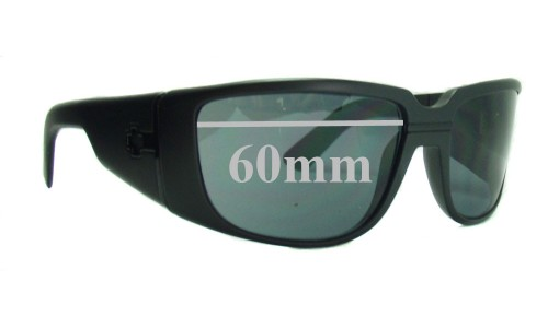 Spy Optics Bronsen Replacement Sunglass Lenses - 60mm Wide