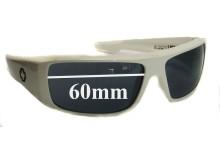 Spy Optics Logan Replacement Sunglass Lenses - 60mm