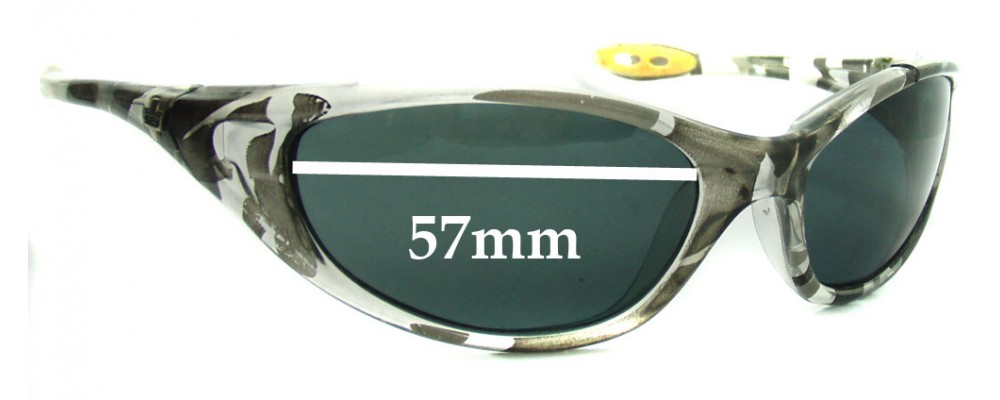 587d8b39ccf8 Spy Optics M1 Micro Scoop Replacement Lenses M1 57mm by The Sunglass ...