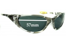 Spy Optics - M1 Micro Scoop Replacement Sunglass Lenses M1 - 57mm Wide