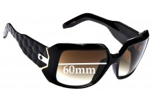 Spy Optics Eliza Replacement Sunglass Lenses - 60mm wide