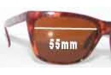 Sport Optics Powder Replacement Sunglass Lenses - 55mm Wide
