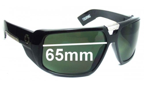 Spy Optics Touring Replacement Sunglass Lenses - 65mm Wide