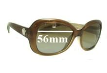 Versace MOD 4187 Replacement Sunglass Lenses - 56mm Wide