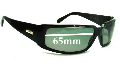 Versace MOD 4012 Replacement Sunglass Lenses - 65mm Wide