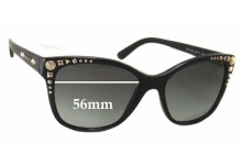 Versace MOD 4270 Replacement Sunglass Lenses - 56mm Wide