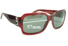 Versace MOD 4170 Replacement Sunglass Lenses - 57mm Wide