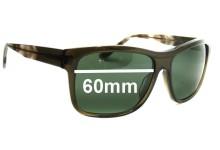 Versace MOD 4179 Replacement Sunglass Lenses - 60mm Wide
