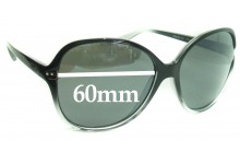 Vogue VO2704 Replacement Sunglass Lenses - 60Wide