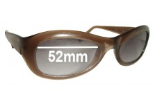 Vogue VO2228-S Replacement Sunglass Lenses - 52mm wide