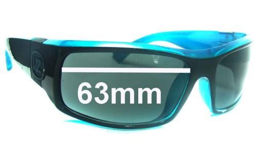Von Zipper Kickstand Replacement Sunglass Lenses - PRE 2011 MODELS