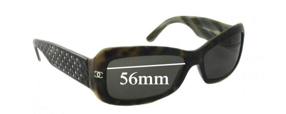 731adbd2959b2 Chanel 5099 Replacement Lenses - 56mm wide