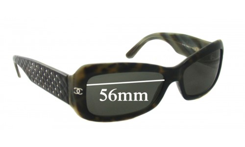 Chanel 5099 Replacement Sunglass Lenses - 56mm wide