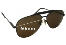 Nikon NK4921-5 Replacement Sunglass Lenses - 60mm wide