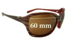 Oakley Taken Replacement Sunglass Lenses - 60mm wide
