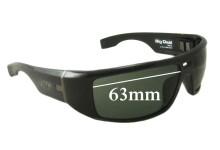 Otis Big Deal Replacement Sunglass Lenses - 63mm wide