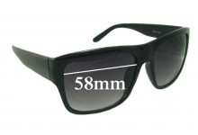 Redemption A-Z208 Sunglass Replacement Lenses - 58mm wide