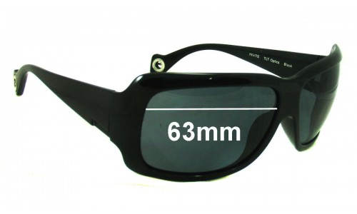 Smith Invite Replacement Sunglass Lenses - 63mm wide