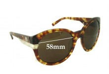Sabre Acid Aloha Replacement Sunglass Lenses - 58mm Wide