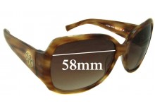 Tory Burch TY7004 New Sunglass Lenses - 58mm Wide