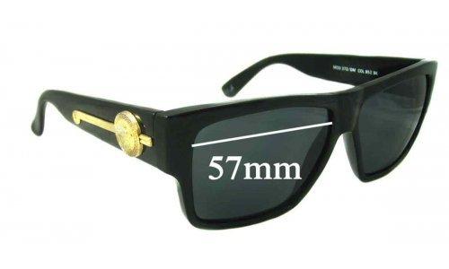 Versace MOD 372 Sunglass Replacement Lenses - 57mm Wide