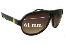Zoo York Replacement Sunglass Lenses 61mm Wide Lenses