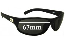 41b415b6af Sunglass Fix Replacement Lenses for Bolle Anaconda Newer Style - rounded  rectangle shape 1120811055 11056 11057