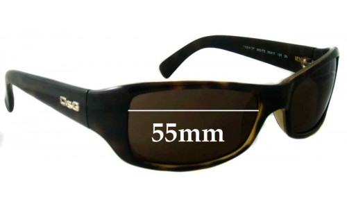 Dolce & Gabbana DG8027 New Sunglass Lenses- 55mm Wide