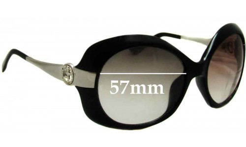 Giorgio Armani GA479/S Replacement Sunglass Lenses - 57mm wide