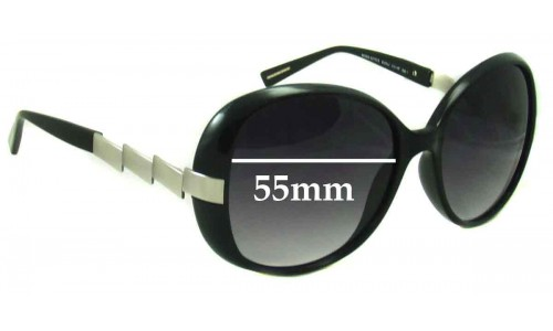Hugo Boss 275-S New Sunglass Lenses - 55mm wide