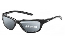 North Face Viper Replacement Sunglass Lenses - 55mm wide