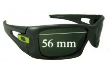 Oakley Crankcase Replacement Sunglass Lenses - 56mm wide