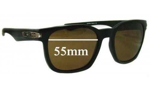 Oakley Garage Rock Replacement Sunglass Lenses - 55mm wide
