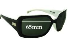Otis Frankie Replacement Sunglass Lenses - 65mm Wide