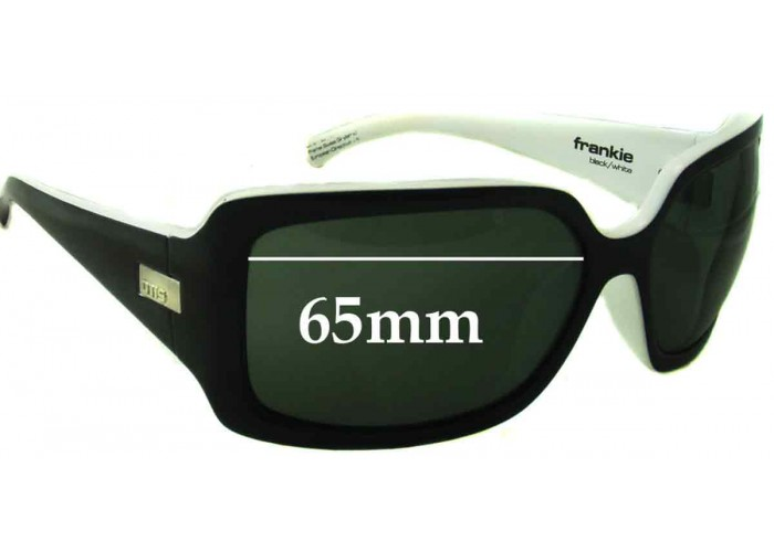 SFX Replacement Sunglass Lenses fits Otis Ginza 59mm Wide