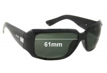Otis Zoo Replacement Sunglass Lenses - 61mm wide