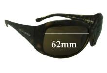 Ralph Lauren RL8010 Replacement Sunglass Lenses - 62mm wide