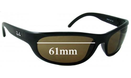 Ray Ban RB4033 New Sunglass Lenses - 61mm across